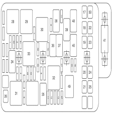 2007 pontiac g6 fuse box diagram anything wiring diagrams \u2022 Pontiac G6 Radio Fuse at 2009 Pontiac G6 Fuse Box Diagram