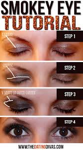 a quick and easy way to do a smokey eye fast without looking overdone