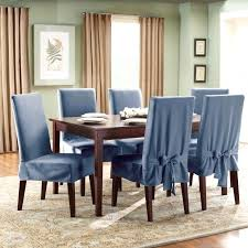 plastic dining chair covers sure fit cotton duck dining room chair cover sage clear plastic chair