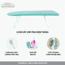 Bàn để ủi đồ dạng ngồi Nguyễn Trường Thắng| Bàn là quần áo thấp ngồi đất |  NGUYỄN TRƯỜNG THẮNG Ironing Table giá cạnh tranh