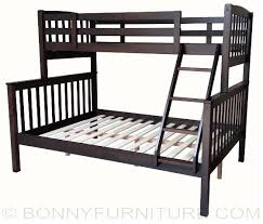 hf-1000 bunk bed wooden double deck 36x54