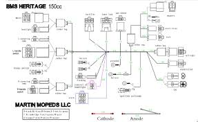 bms wiring diagram wirdig bms heritage 150cc wiring diagram wiring diagrams dan s garage