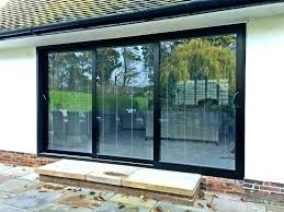 replace sliding glass door labor cost to install sliding glass door installing a sliding patio door