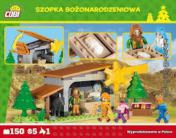 <b>Nativity Scene</b> 150 blocks. COBI 28021. - <b>Конструкторы COBI</b>