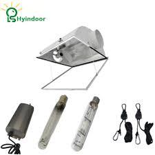 250w Grow Light 250w 400w 600w 1000w Mh Hps Grow Lights System With Air Cool