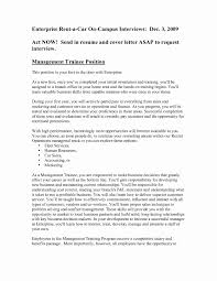 Management Trainee Resume Sports Cover Letter