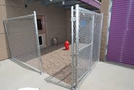 dog bathroom area