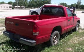 1998 Dodge Dakota flatbed pickup truck | Item DK9675 | SOLD!...