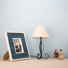 Modern E14 Led Black Holder Table Lamp Desk Lamps Reading
