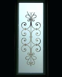 window stencils glass door etching stencils frosted entry window ironwork design lovely for my shower refrigerator