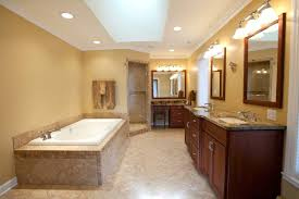 bathroom ideas cream paint colors for bathroom with beige tile with built in bathtub and