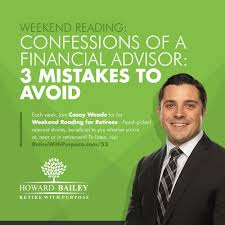 Financial Advisor Retirement 053 Confessions Of A Financial Advisor 3 Mistakes To