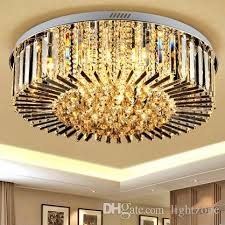 led crystal dimmable chandeliers modern design high end k9 round chandelier led ceiling chandeliers lighting living room bedroom lightings linear chandelier
