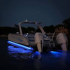 Front Boat Light Colors Amazon Com New 20 25 Pontoon Boat Under Deck Led Lights