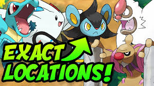 Get Rare Pokemon In Sun And Moon With Island Scan Exact Days And Locations