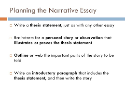 thesis statement for a descriptive narrative essay acirc order custom general paper essay writing