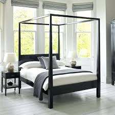 canopy for 4 poster bed king size modern ideal image of type . canopy for 4  poster bed ...