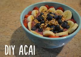 try making your own acai bowl alina abidi the stanford daily