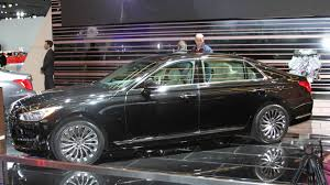 Gallery 2017 Hyundai Genesis G90 at the Detroit auto show | Autoweek