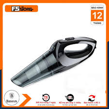 Hàng Chính Hãng] Máy hút bụi cầm tay Mini dùng trong xe hơi Baseus H-505  Car Vacuum Cleaner(4000 Pa / 65W, Wireless), Giá tháng 11/2020