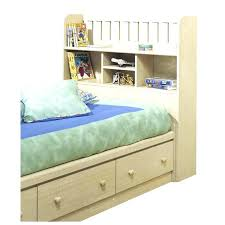 twin bed with storage and bookcase headboard. Interesting Storage Twin Beds With Bookcase Headboard Bookshelf Headboards Bed Awesome Drawers  And Xl  Inside Twin Bed With Storage And Bookcase Headboard H