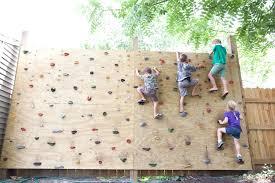 backyard climbing wall backyard rock climbing wall backyard climbing wall for backyard climbing wall