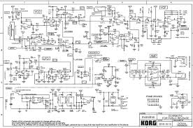 musical instruments retro thing korg releases monotron synth schematic