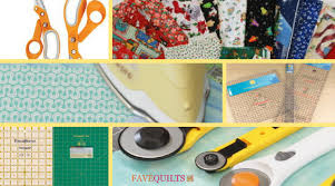 13+ Must-Have Quilting Tools | FaveQuilts.com &  Adamdwight.com