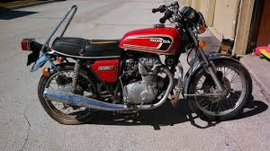1975 honda cb360 cafe racer project for sale on 2040 motos