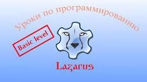 Урок Видео уроки программирования с для начинающих курсовая  08 04 Уроки программирования в lazarus Урок №6 Работа с компонентами группировки