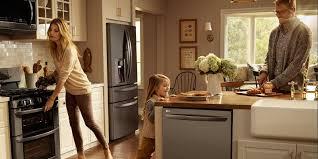 lg black stainless steel refrigerator. LG Black Stainless Steel \u2013 Style \u0026 Design | USA Lg Refrigerator