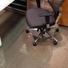 floor mat for desk chair. before \u0026 after floor mat for desk chair