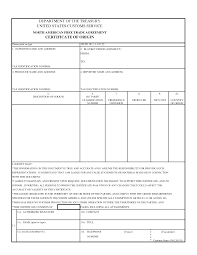 Letter Of Origin Ideas Of Us Colombia Free Trade Agreement Certificate Of Origin Form
