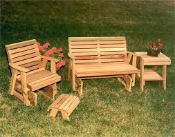 new ideas furniture.  Furniture Cedar Patio Furniture Modern Concept Bench New Ideas  And Glider With New Ideas Furniture