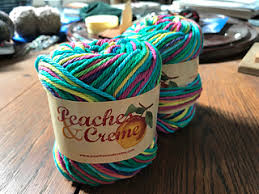 Peaches And Cream Yarn Color Chart Ravelry Peaches Creme Ombres And Prints