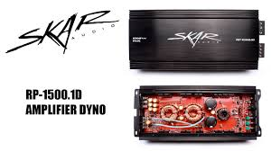 skar audio rp d monoblock car amplifier