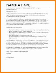 8 Sample Accounting Cover Letter Sap Appeal