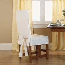 found it at wayfair cotton duck shorty dining chair slipcover