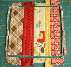 Quick & Easy Hot Pad Tutorial | Skip To My Lou & Trim the edges and bind like the previous version. Adamdwight.com