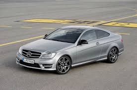Mercedes C 250 BlueEfficiency Coup̩ Sport РEngineered by AMG ...