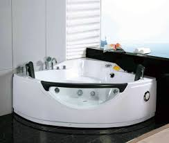 corner jacuzzi bathtub