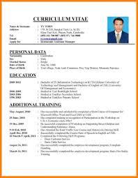 Write Resume How To Write An Resume Sevte 79