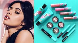 camila cabello launches havana makeup line hints at next single