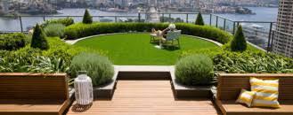 Amazing Rooftop Garden Nestled Between Skyscrapers  Freshome's Very Best