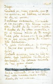 Frida Kahlo's Passionate Hand-Written Love Letters To Diego Rivera ...