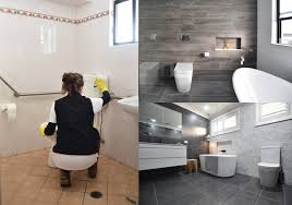 how to make your new bathroom easy to clean by design 5 tips
