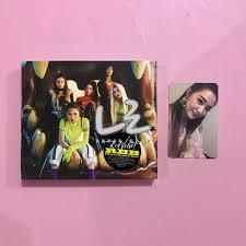 Red Velvet Ice Cream Cake Automatic Joy Wendy Album Photocard
