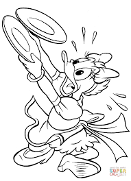 Small Picture Daisy Duck coloring pages Free Coloring Pages