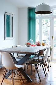 Teal Dining Room Chairs Teal Curtains Wood Dining Room Tables And Plastic Chairs On Pinterest