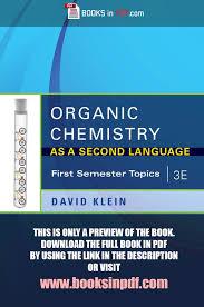 organic chemistry help online essay help college essay writing  organic chemistry as a second language pdf e organic chemistry as a second language pdf 3e